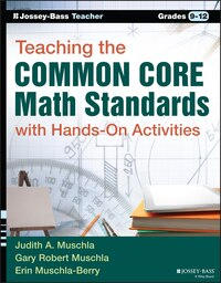 Teaching the Common Core Math Standards with Hands-On Activities, Grades 9-12
