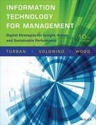 Information Technology for Management: Digital Strategies for Insight, Action, and Sustainable…