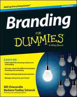 Branding For Dummies by Bill Chiaravalle