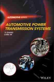 Automotive Power Transmission Systems de Yi Zhang