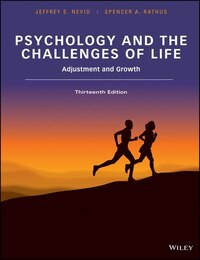 Psychology and the Challenges of Life, Binder Ready Version: Adjustment and Growth