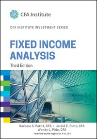 Fixed Income Analysis
