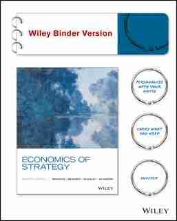 Economics Of Strategy by David Dranove