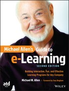 Michael Allens Guide to e-Learning: Building Interactive, Fun, and Effective Learning Programs for…