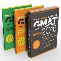 Book GMAT 2016 Official Guide BUNDLE by GMAC (Graduate Management Admission Council)