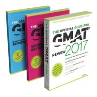 Book The Official Guide to the GMAT Review 2017 Bundle + Question Bank + Video by GMAC (Graduate Management Admission Council)