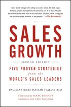 Sales Growth: Five Proven Strategies from the Worlds Sales Leaders