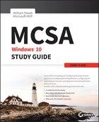 MCSA Windows 10 Study Guide: Exam 70-698