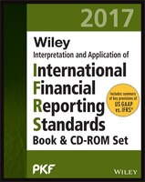 Wiley IFRS 2017 Interpretation and Application of IFRS Standards Set