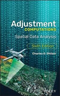 Adjustment Computations: Spatial Data Analysis
