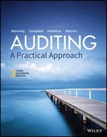 Auditing: A Practical Approach, 3rd Canadian Edition WileyPLUS LMS Card