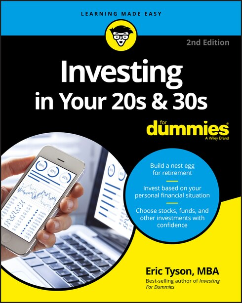Investing In Your 20s & 30s For Dummies de Eric Tyson