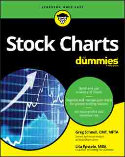 Stock Charts For Dummies by Greg Schnell
