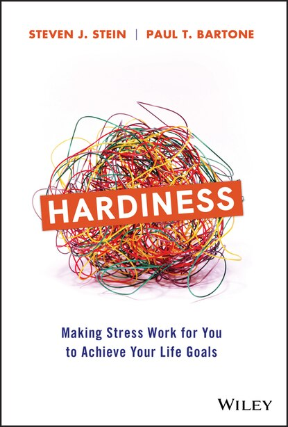Hardiness: Making Stress Work For You To Achieve Your Life Goals by Steven J. Stein