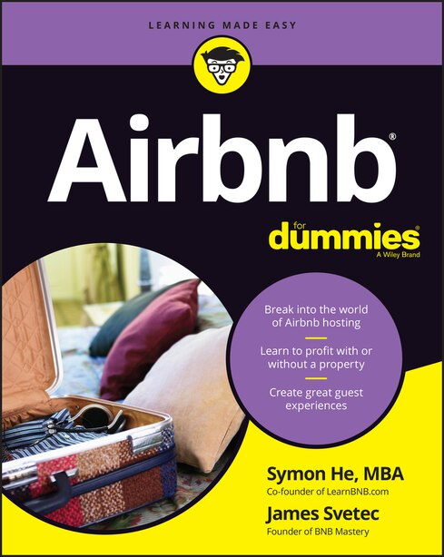 Airbnb For Dummies by Symon He