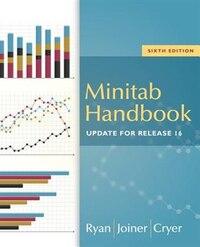 Minitab® Handbook: Update For Release 16