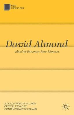 Book David Almond by Rosemary Johnston