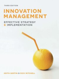 Innovation Management: Effective Strategy And Implementation