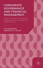 Corporate Governance and Financial Management: Computational Optimisation Modelling and Accounting…