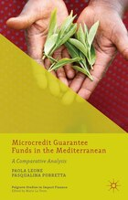 Microcredit Guarantee Funds in the Mediterranean: A Comparative Analysis