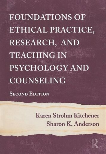 foundations for ethical practice