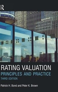 Rating Valuation: Principles And Pripice