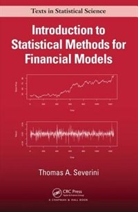 Introduction To Statistical Methods For Financial Models