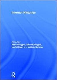 Internet Histories de Niels Brügger