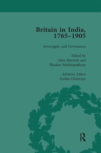Britain In India, 1765-1905, Volume V