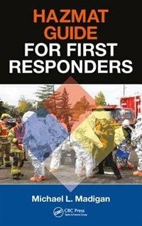Hazmat Guide For First Responders