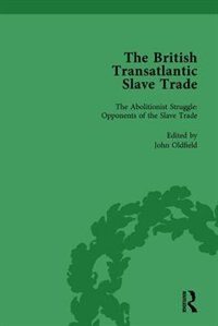 The British Transatlantic Slave Trade Vol 3