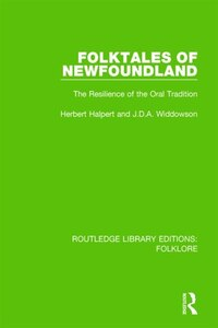 Folktales Of Newfoundland Pbdirect: The Resilience Of The Oral Tradition