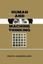 Human And Machine Thinking