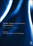 Gender Quotas And Women's Representation: New Directions In Research