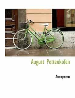 August Pettenkofen by Anonymous