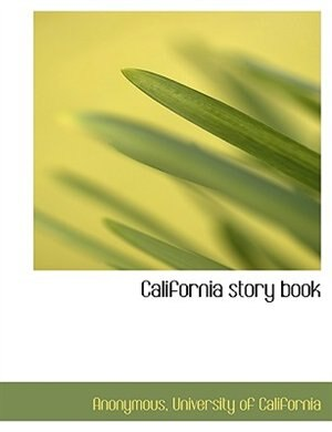 California Story Book by Anonymous