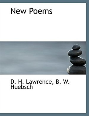 New Poems by D. H. Lawrence