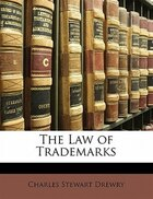 The Law Of Trademarks