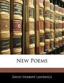 New Poems by David Herbert Lawrence
