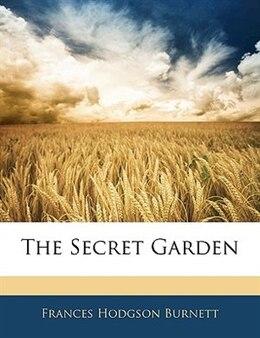Book The Secret Garden by Frances Hodgson Burnett