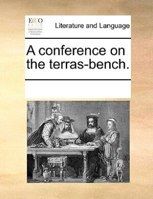 A Conference On The Terras-bench. de See Notes Multiple Contributors