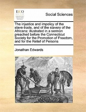 an introduction to the injustice of slavery
