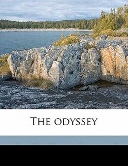 Book The Odyssey by J W. 1859-1945 Mackail