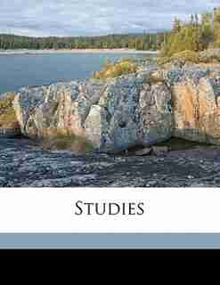 Studies Volume 3-5 by University Of Cincinnati