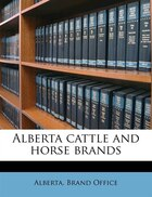 Alberta Cattle And Horse Brands