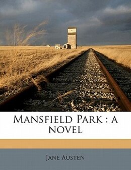 Book Mansfield Park: A Novel by Jane Austen