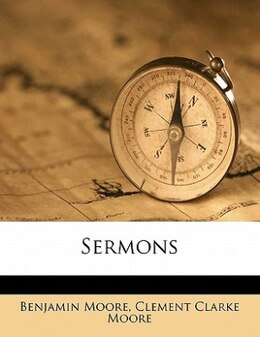 Book Sermons by Benjamin Moore