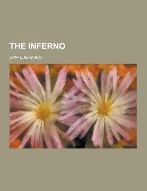 The Inferno de Dante Alighieri