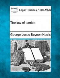 The Law Of Tender.