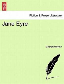 Book Jane Eyre: EERSTE DEEL by Charlotte Brontë